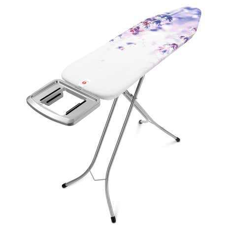 Brabantia Lavender Steam Iron Ironing Board