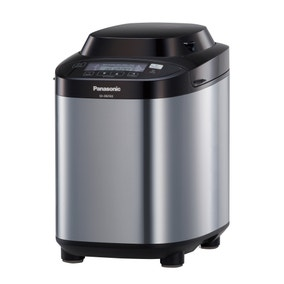 Panasonic SD-2502BXC Stainless Steel Breadmaker With Gluten Free Setting