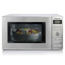 Panasonic NN-GD371SBPQ 950W Stainless Steel 23L Microwave Grill