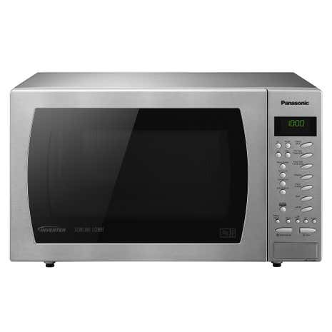 Panasonic NNCT585SBPQ Stainless Steel 3 in 1 Combination Microwave Oven with Grill