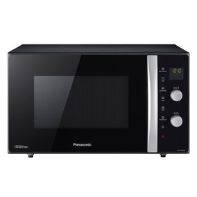 Panasonic NNCD545BBPQ Black 3 in 1 Combination Microwave Oven with Grill