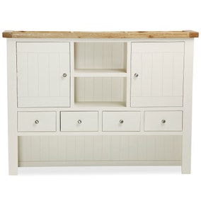 Wilby Cream Hutch