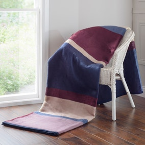 Thermosoft Living Check Blanket