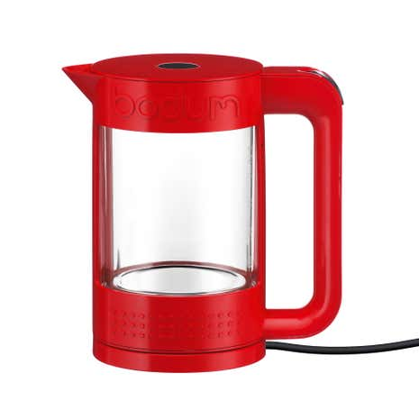 Bodum Bistro Red Double Walled Kettle