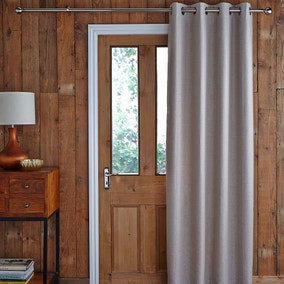Harris Natural Thermal Door Curtain