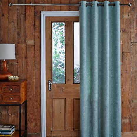 Harris Duck-Egg Thermal Door Curtain