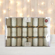 Gold Spot Luxury Christmas Crackers