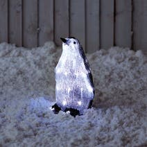 Penguin LED Outdoor Christmas Decoration