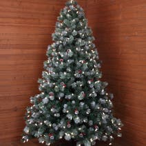 Christmas Trees Pop Up Amp Pre Lit Christmas Trees Dunelm