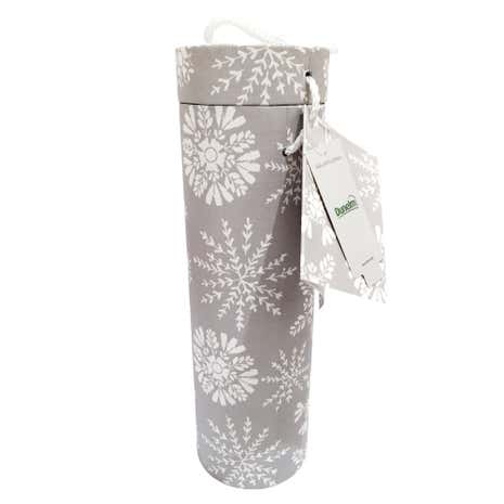 Frosted Pines Wine Tube