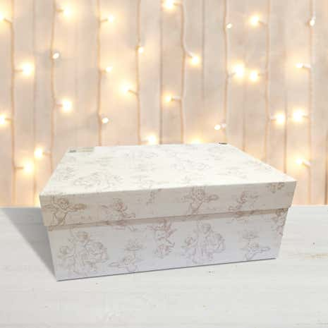 Vintage Ornament Box