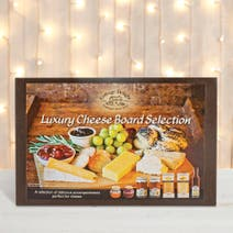 Cottage Delight Cheese Board Selection
