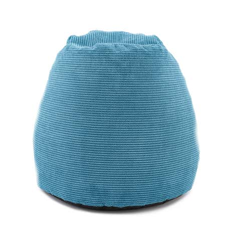 Brick Hug Teal Bean Bag