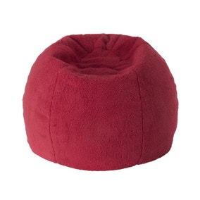 Teddy Bear Red Bean Bag