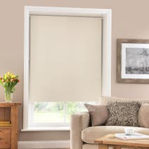 Ivory Blackout Roller Blind
