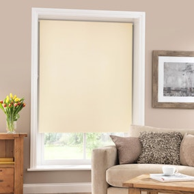 Parchment Blackout Roller Blind