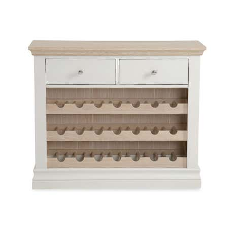 Blakely Cotton Wine Unit