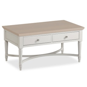 Blakely Cotton Coffee Table