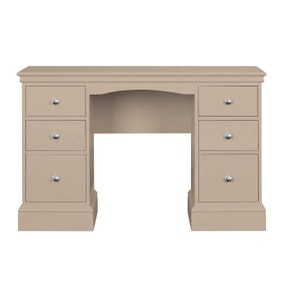 Blakely Taupe Dressing Table