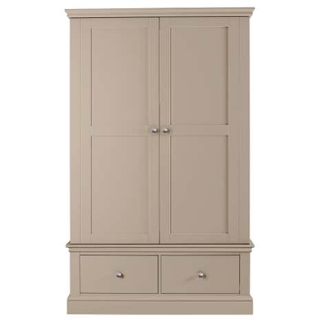 Blakely Taupe Gents Wardrobe