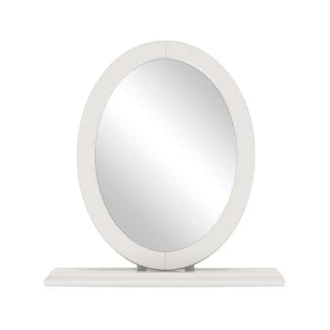 Sophia Grey Vanity Mirror