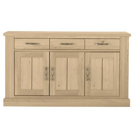 Savannah Oak Sideboard