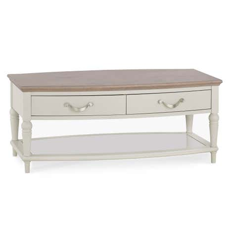 Sophia Grey Coffee Table