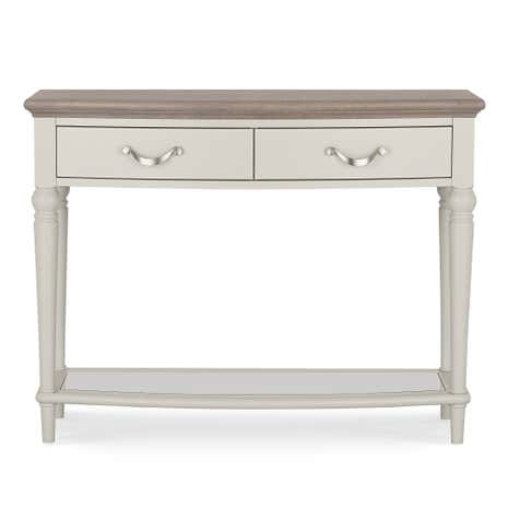 Sophia Grey Console Table