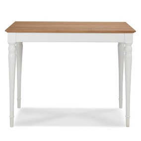 Eaton Cream 2 Seater Bar Table
