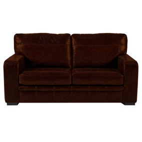 Hendon New England Brown 3 Seater Sofa