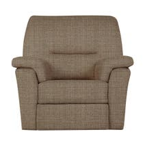 Warwick Rose Taupe Electric Recliner Armchair