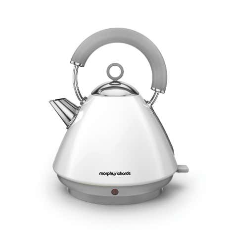 Morphy Richards Accents 102031 1.5L Traditional White Kettle