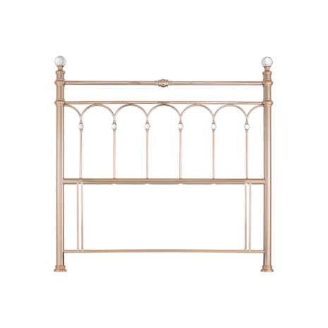 Carrington Rose Gold Headboard