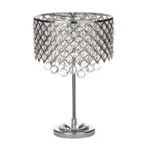 Carina Chrome Table Lamp