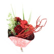 Artificial Red Bouquet