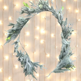 Luxury Mistletoe Garland