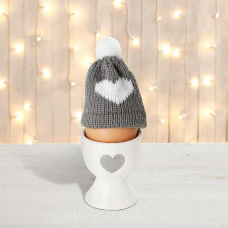 Egg Cup and Cosy Set
