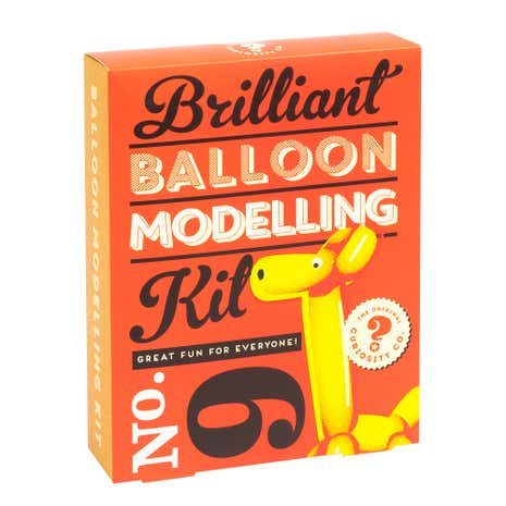 Professor Puzzle Balloon Modelling Kit