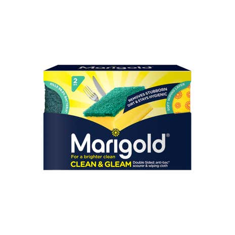Marigold Clean & Gleam 2 Pack scourers