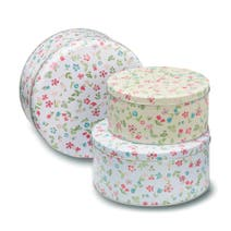 Spring Meadow Set of 3 Round Cake Tins