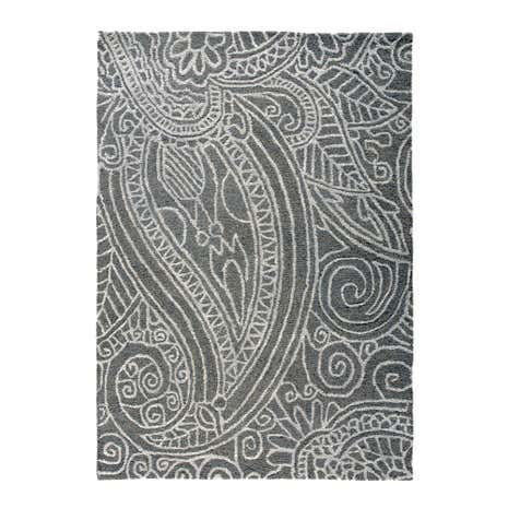 Grey Monsoon Rug