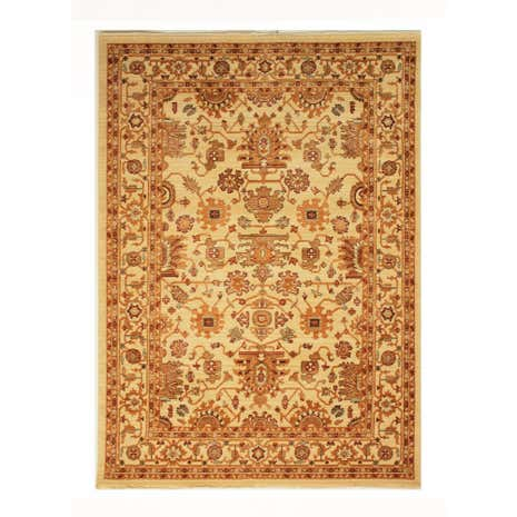 Cream Makidi Rug