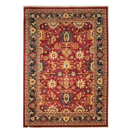 Red Makidi Rug