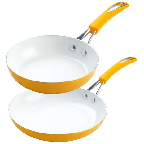 Silverstone Yellow Skillet Twin Pack