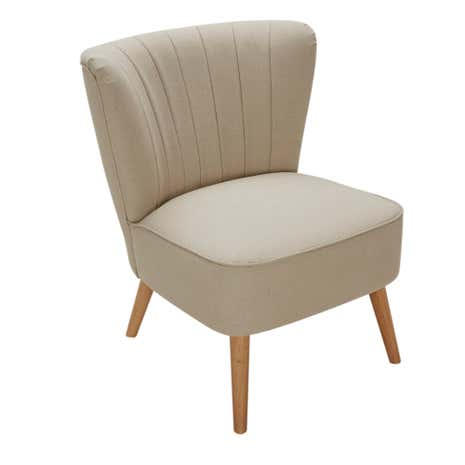 Elements Cream Occasional Chair