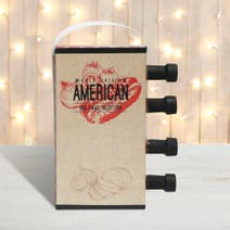 4-Bottle American Meat Sauce Gift Set