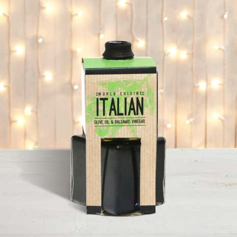 Balsamic and Olive Oil Twist Gift Bottle