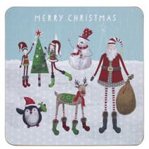 Pack of 4 Oversized Characters Coasters