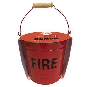 Grow Your Own Chillies Fire Bucket