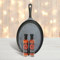 Chilli Sizzler and Sauce Gift Set